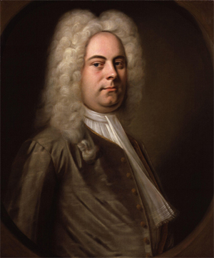 Georg Friederich Händel